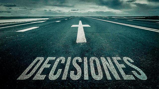 Serie Decisiones