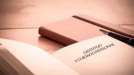 Gratitud y Cuidado Personal