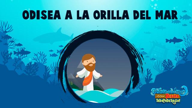 Odisea a la orilla del mar