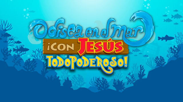 Odisea en el mar con Jesús Todopoderoso