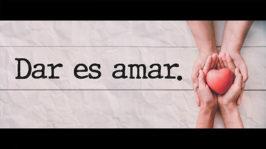 Dar es amar