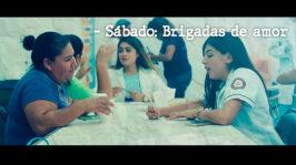 Sábado: Brigadas de amor