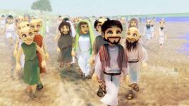 Jesús llama a sus discípulos   Vida de Jesús
