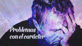 Los problemas con el carácter | Alejandro Bullón