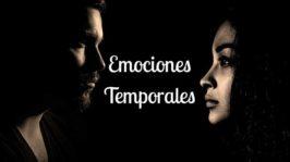 Emociones Temporales
