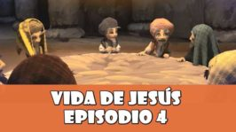 Jesús limpia el templo