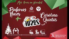Feliz Navidad Id2os y Carolina Quintos