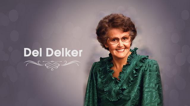 Del Delker – Homenaje