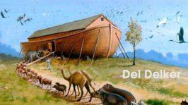 Del Delker y los niños