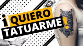 ¡Quiero Tatuarme!