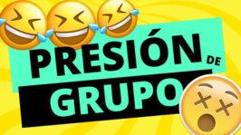 Presión de grupo