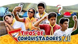 Tipos de conquistadores 2.0