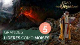 Grandes líderes como Moisés