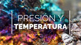 Presión y temperatura