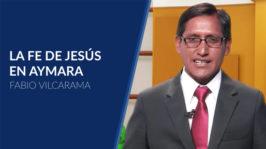 Fe de Jesús: Aymara