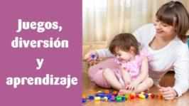 Juegos, diversión y aprendizaje