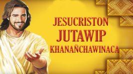 Jesucriston Jutawip Khanañchawinaca
