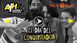 El día del conquistador – 21