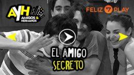 El amigo secreto – 22