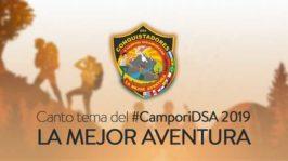 Canto tema del Campori | LA MEJOR AVENTURA