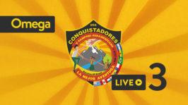 #3 | Segunda noche – V Campori Sudamericano [Omega]