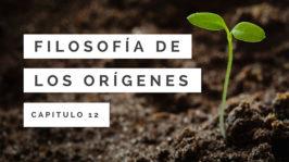 Filosofía de los Orígenes
