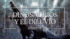Dinosaurios y el dilúvio