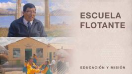 Escuela flotante