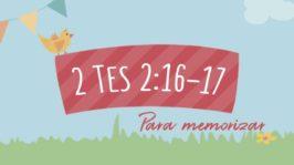 2Tes 2: 16-17