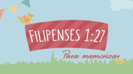 Filipenses 1:27