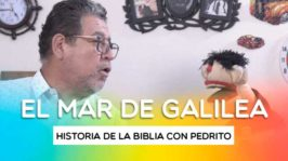 El mar de Galilea