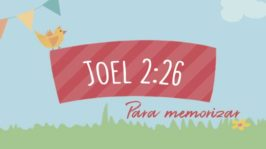 Joel 2:26