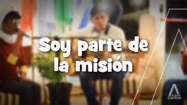 Soy parte de la misión