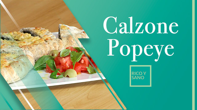 Calzone popeye