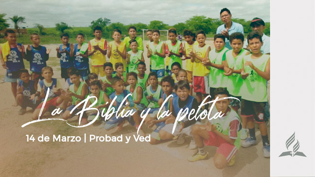 La Biblia y la pelota