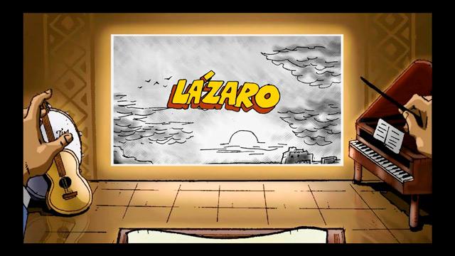 Lázaro karaoke
