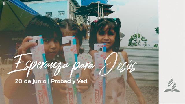 Esperanza para Jesús