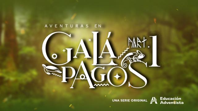 Aventuras en Galápagos Part.1