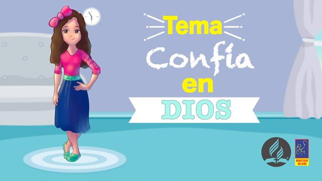 Confiando en Dios