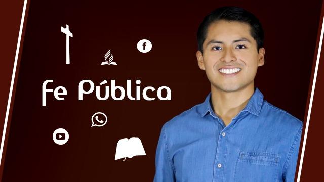 Fe pública