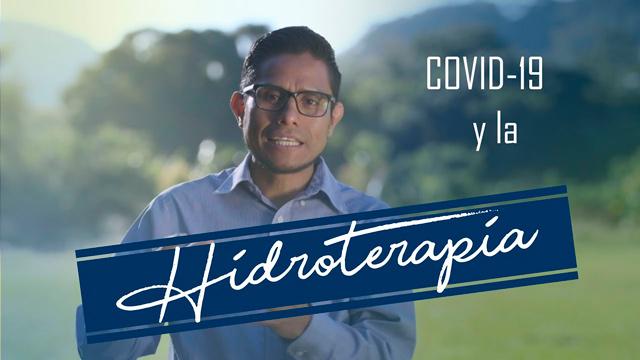 Covid19 y la Hidroterapia