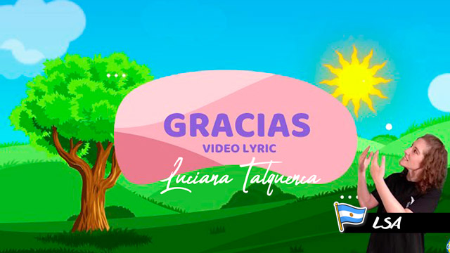 Gracias – Video lyric