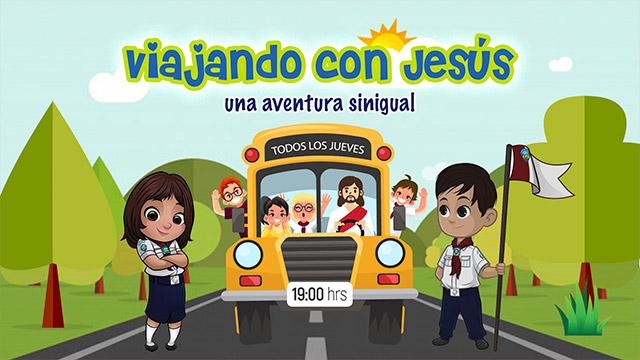Viajando con Jesús