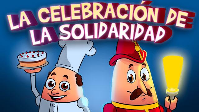 La celebración de la solidaridad