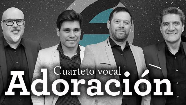 Adoración Cuarteto Vocal