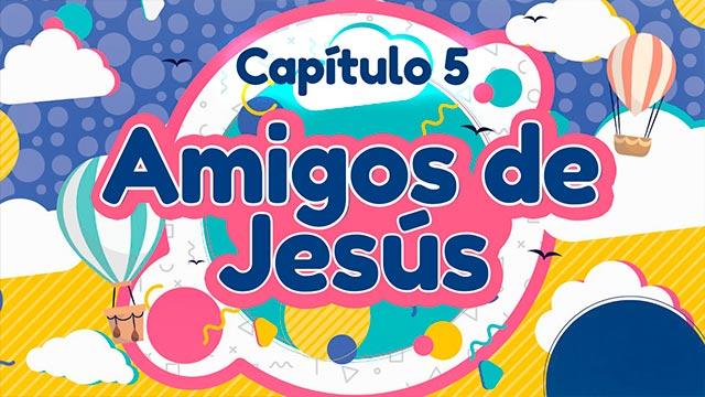 Amigos de Jesús