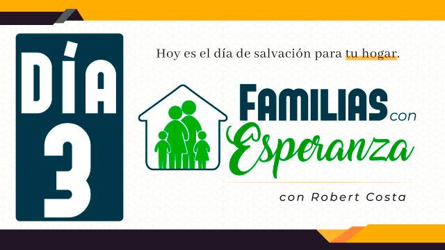 Buenas nuevas para las familias