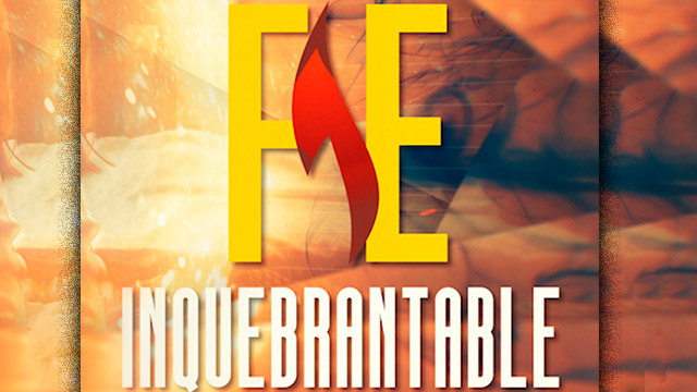 Fe inquebrantable