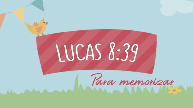 Lucas 8:39
