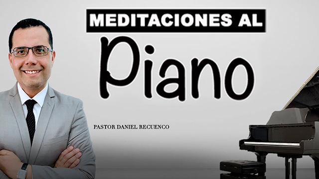 Meditaciones al piano